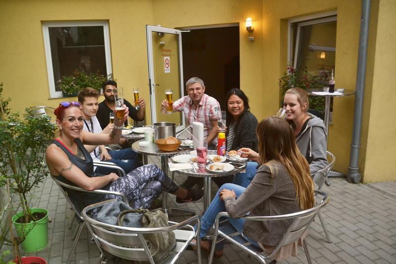 Do Step Inn Best Hostels in Vienna