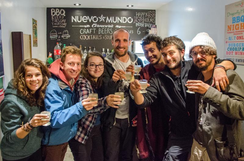 Dragonfly Hostel best hostels in Lima
