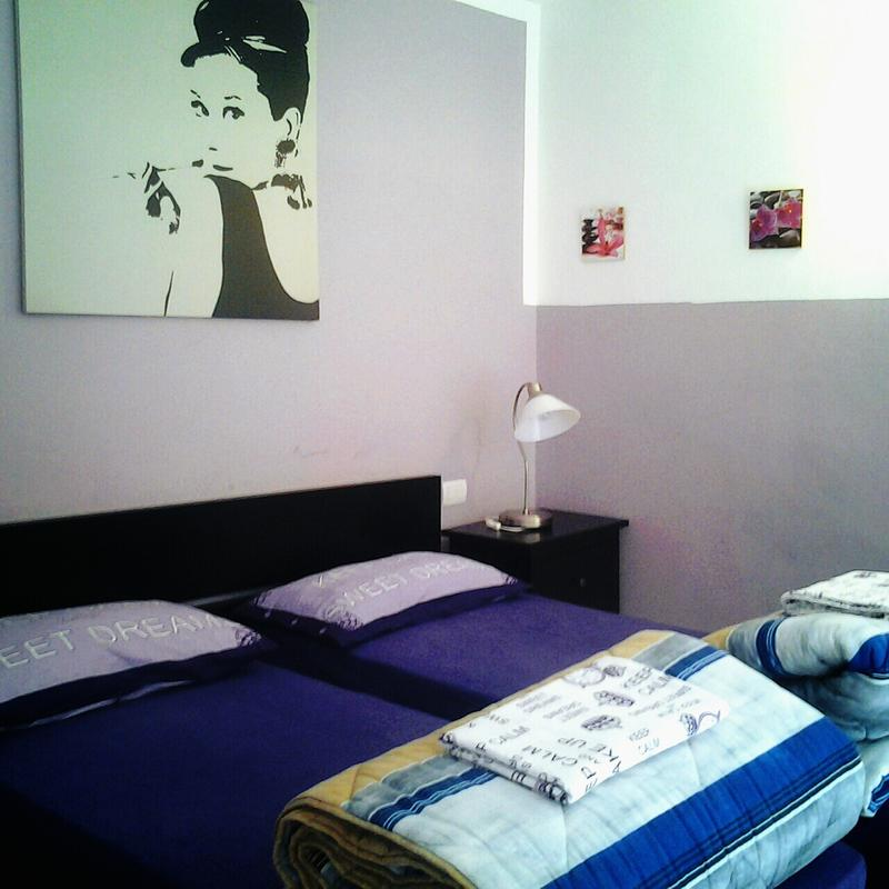 Emerald Palace best hostels in Florence