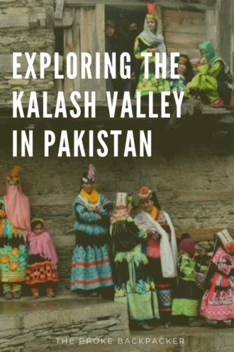 Traveling to Kalash Valley in Pakistan was a once in a lifetime experience! Found out why it was so unforgettable...