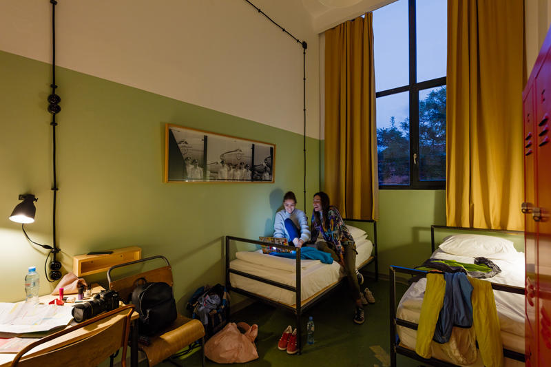Fabrika Hostel and Suites Best Hostel in Tbilisi