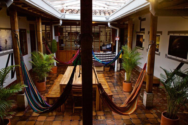 Fernweh Photography Hostel best hostels in Bogota