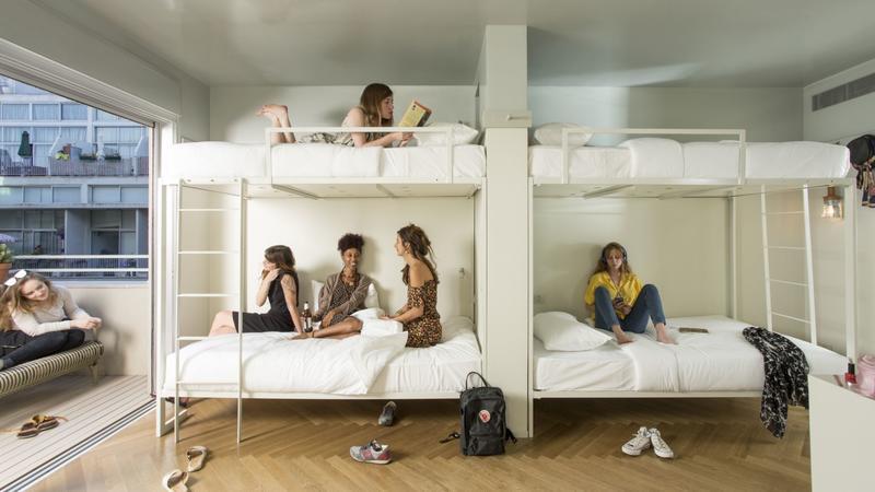 Florentin House Best Party Hostel in Tel Aviv
