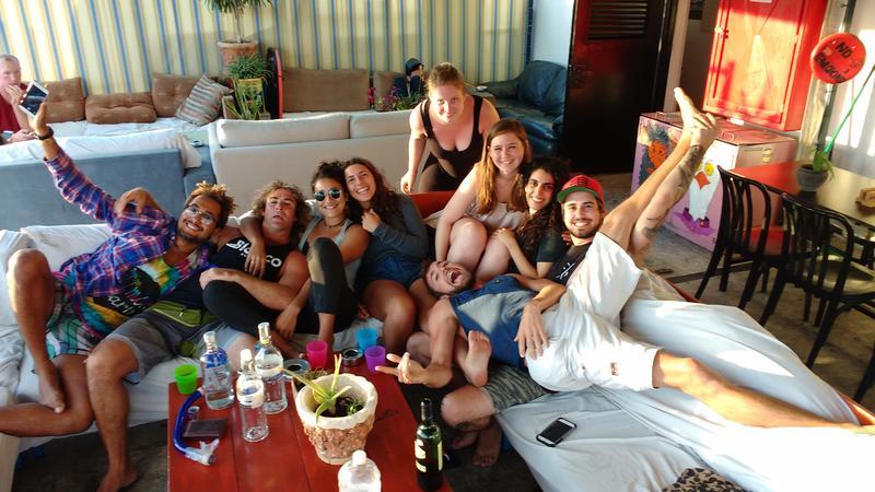 Florentine Backpackers Best Hostel for Solo Traveller in Tel Aviv