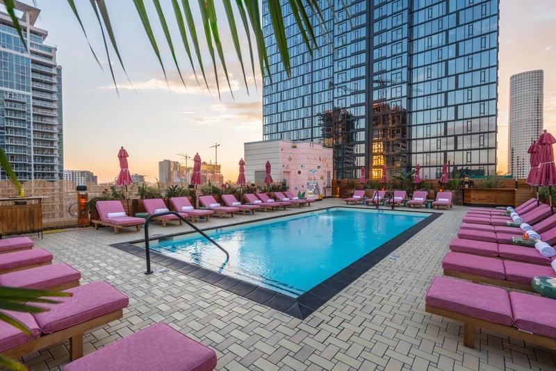 Freehand Los Angeles best hostels in Los Angeles