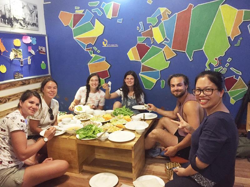 Ga Hostel best hostels in Hanoi