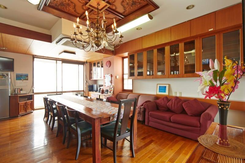 GuesthouseOkinawaMonogatari best hostels in Okinawa
