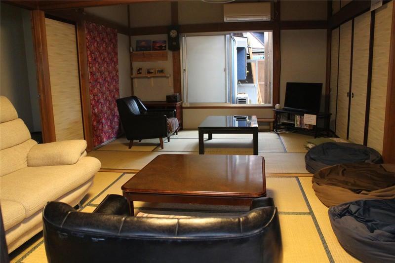 Guesthouse Tokiwa best hostels in Mt Fuji