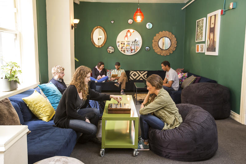 HI San Francisco Downtown best hostels in San Francisco