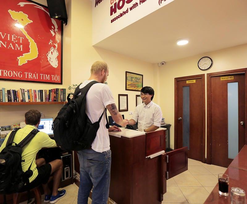 Hanoi City Backpackers Hostel best hostels in Hanoi