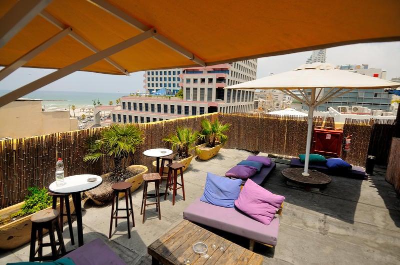 Hayakorn 48 Best Hostels in Tel Aviv