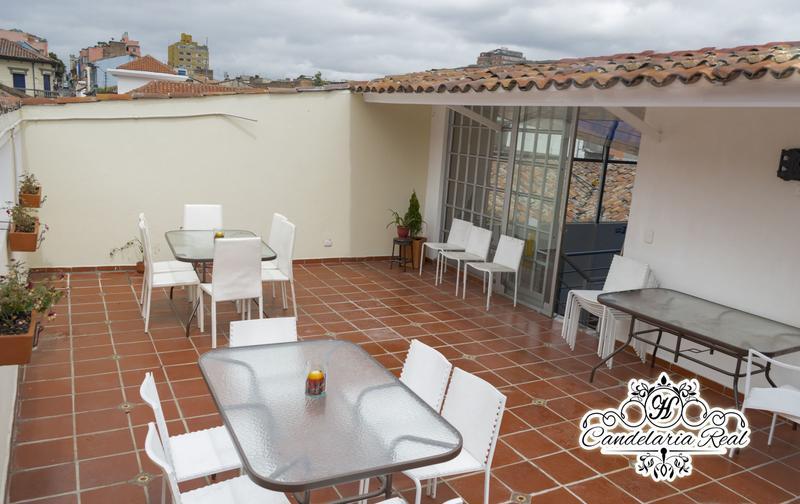 Hostal Candelaria Real best hostels in Bogota