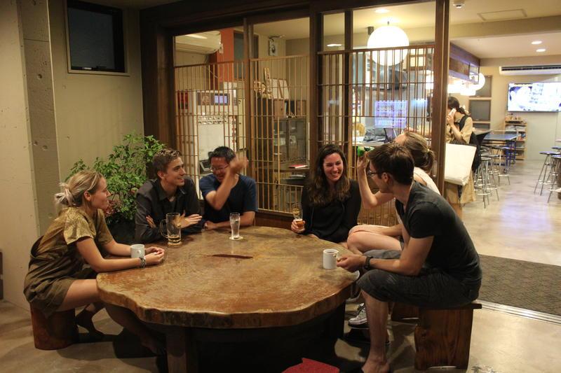 Hostel & Cafe Bar Backpackers Miyajima best hostels in Hiroshima