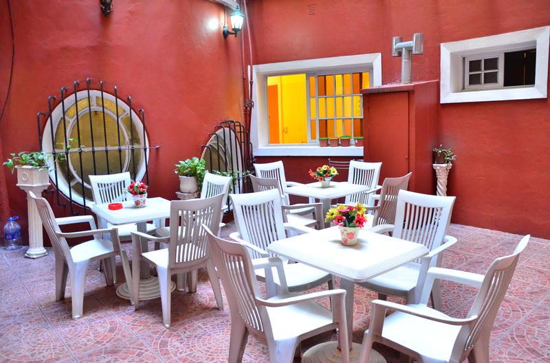 Hostel Estoril best hostels in Buenos Aires