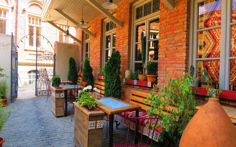 Hostel Old Wall Best Hostels in Tbilisi