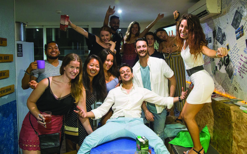 Best Overall Hostel in Barcelona - Hostel One Paralelo