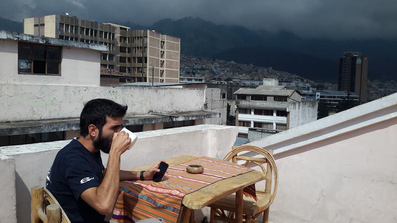 Hostel Revolution best hostels in Quito