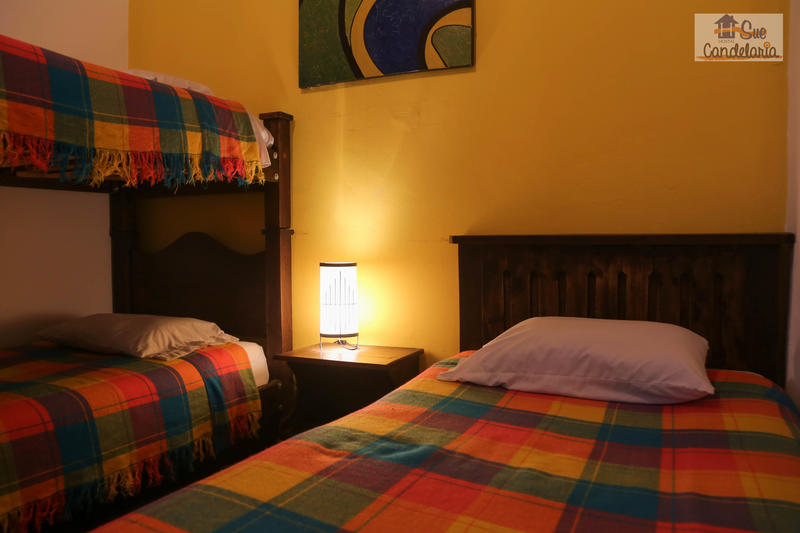 Hostel Sue Candelaria best hostels in Bogota