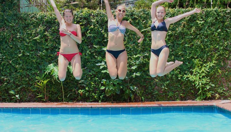 Hostel Villa Vento Surf Best Party Hostel in Panama City