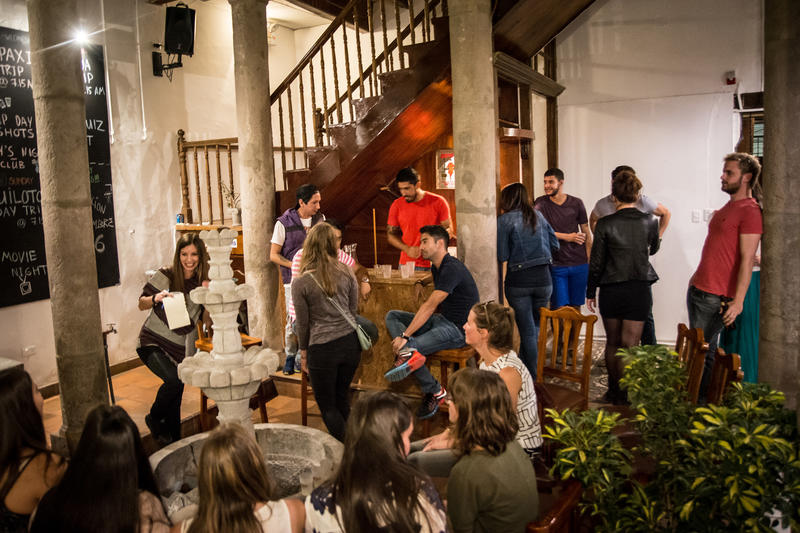 Hump Day Hostel best hostels in Quito