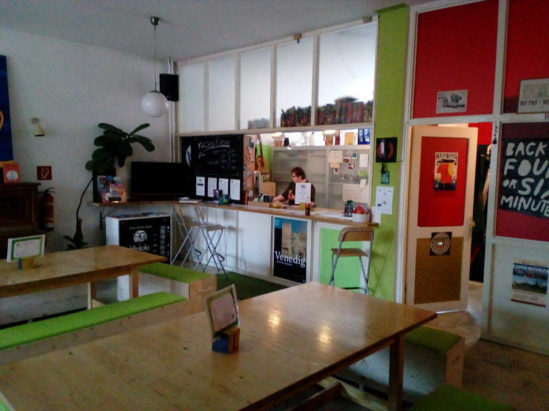 Instant Sleep Backpacker Hostel best hostels in Hamburg