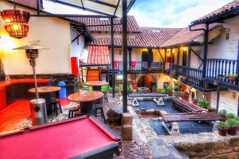 Intro Hostels best hostels in Cusco