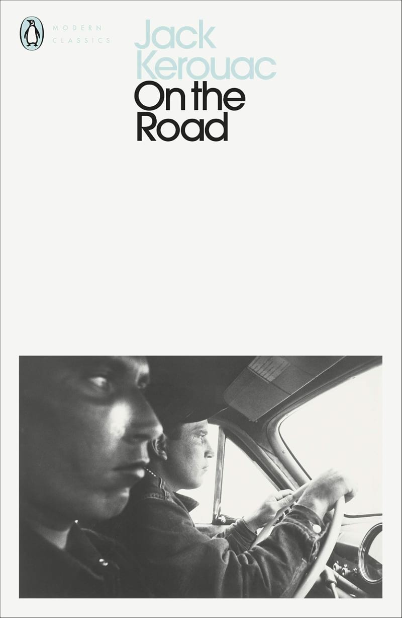 Jack Kerouac On the Road book to read while travelling 2