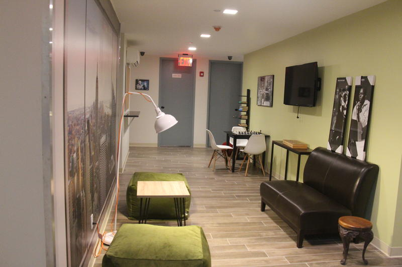 Jazz on Columbus Circle best hostels in New York