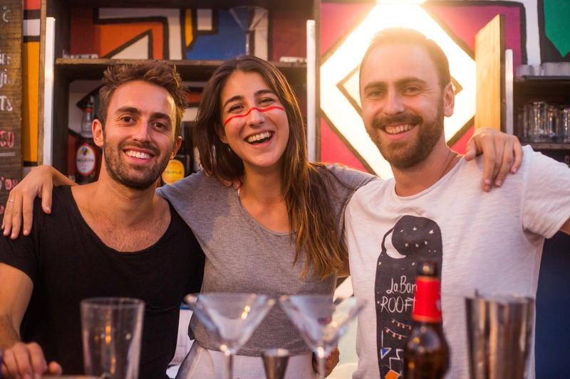 La Banda Rooftop Best Hostel for Solo Traveller in Seville