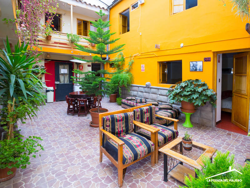 La Posada del Viajero best hostels in Cusco