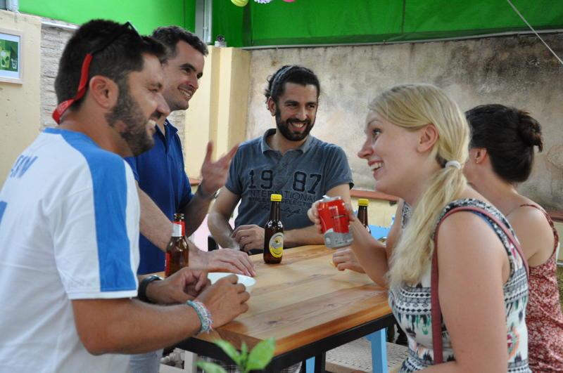 Lemon Garden Best Hostels in Seville