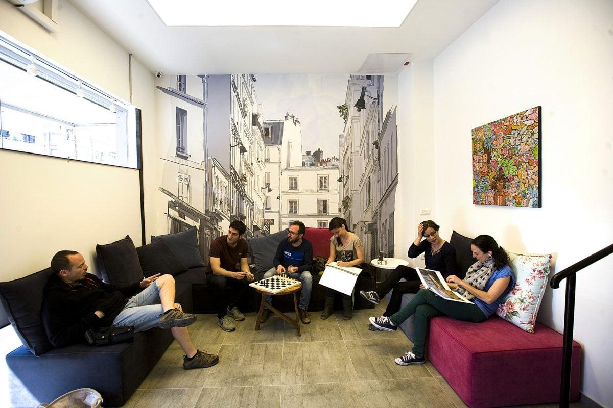 Little Tel Aviv Best Hostel for Couples in Tel Aviv