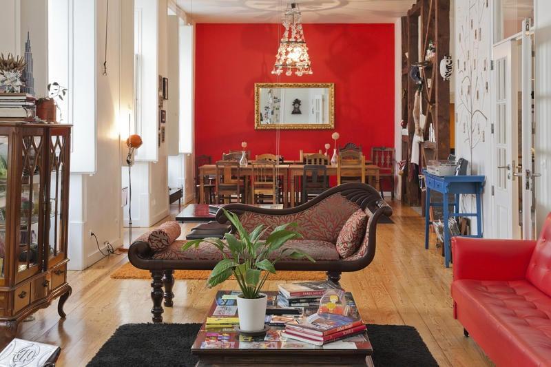 Living Lounge Best Hostels in Lisbon