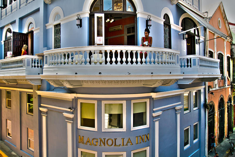 Magnolia Inn Best Hostels for Couple in Panama City