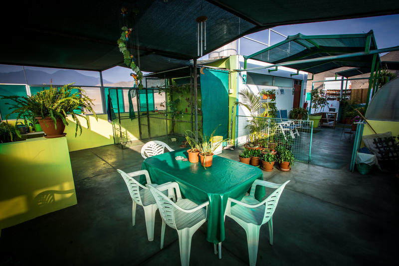 Mama Backpackers best hostels in Lima