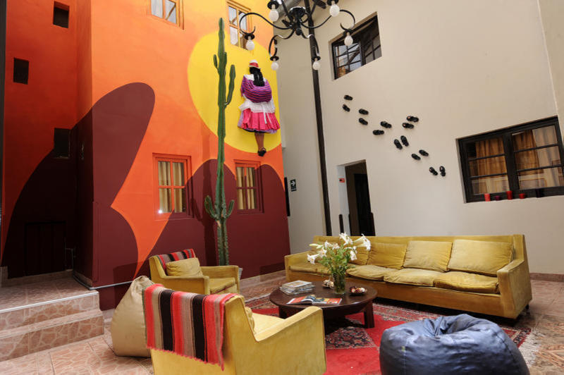 Mama Simona best hostels in Cusco