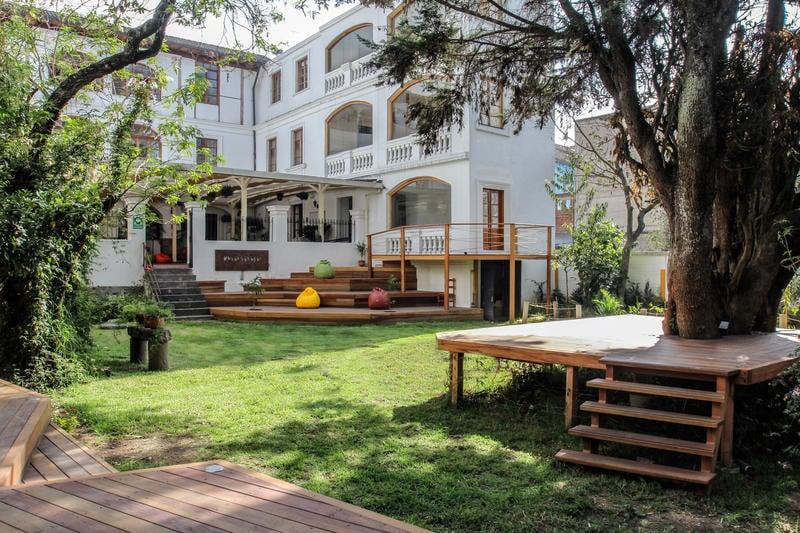 Masaya Hostel best hostels in Quito