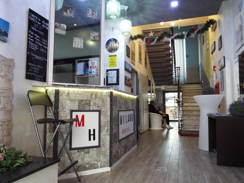 Milano Hostel best hostels in Milan