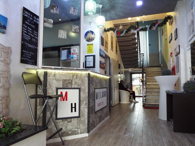 20 best hostels in milan italy 39 s hidden gems updated 2018 for Design hostel milano