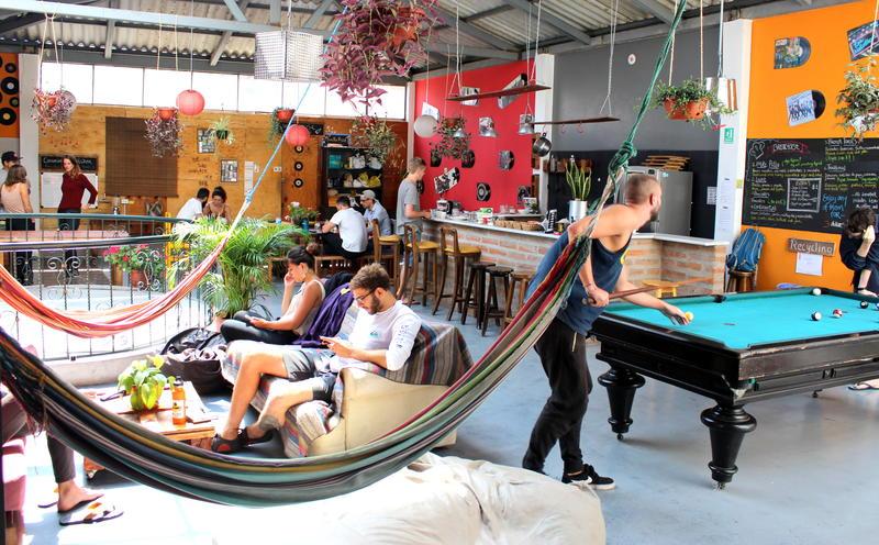 Minka Hostel best hostels in Quito
