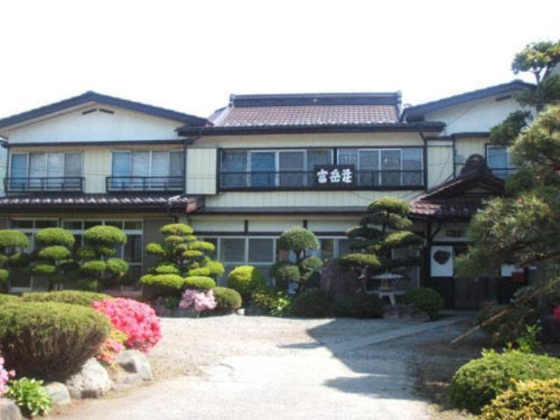 Minshuku Fugakuso best hostels in Mt Fuji