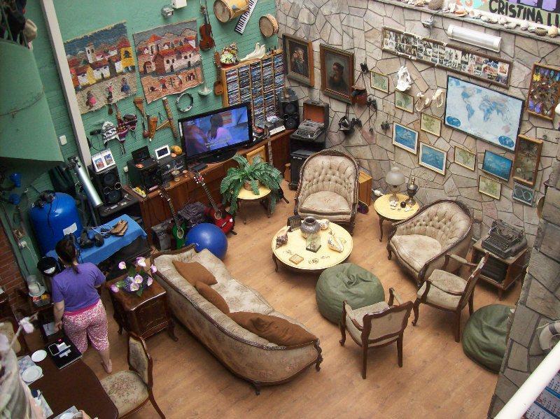 Miraflores House best hostels in Lima