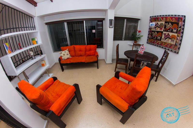 Mochilla & Art Hostal Best Hostels in Panama City