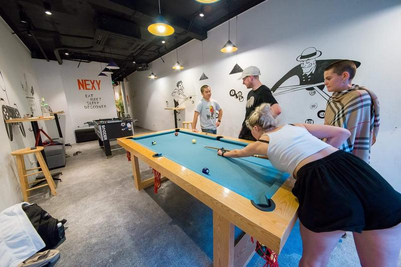 Nexy Hostel best hostels in Hanoi