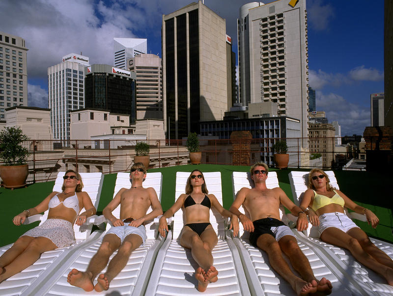 Nomads Best Hostels in Brisbane