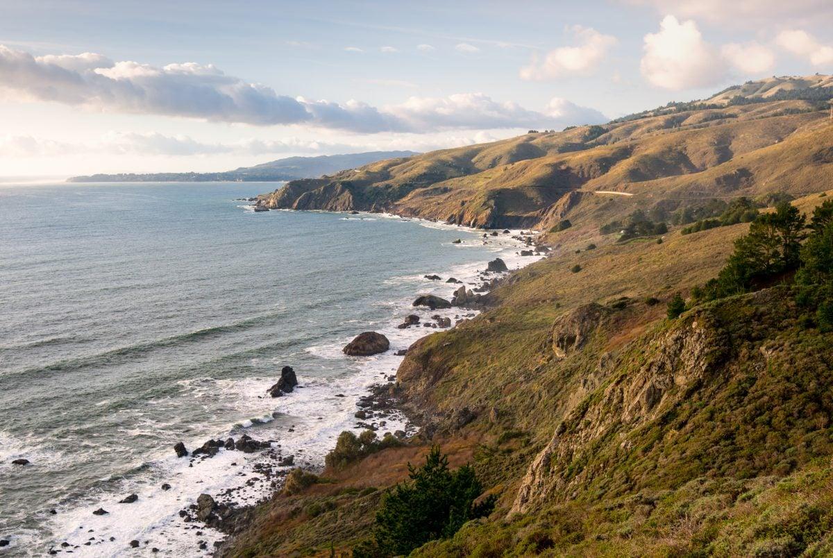 northern california coast beach