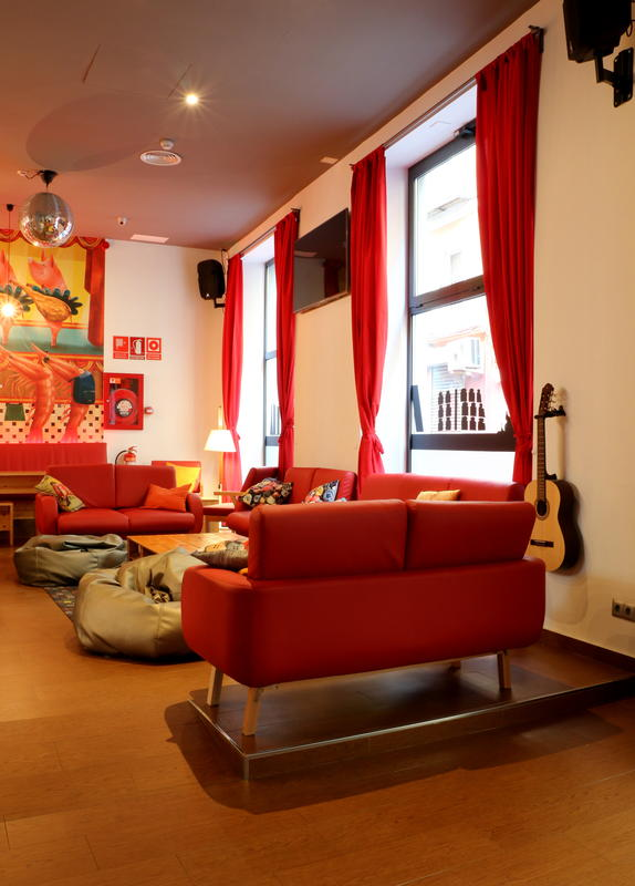 OK Hostel Madrid best hostels in Madrid