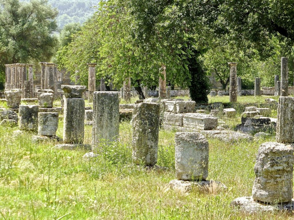 Best ruins in Greece - Ancient Olympia