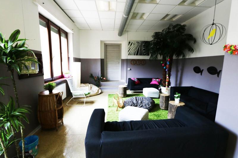 Panda Hostel where to stay in milan