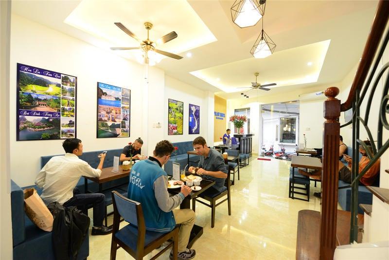 Pillow Backpacker Hostel best hostels in Hanoi